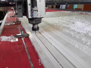 Услуги по фрезеровке листовых материалов