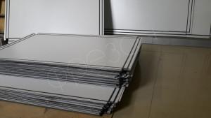 Фрезеровка композитных панелей