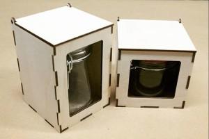 Изготовление упаковки из фанеры. _#фанера #производство #лазернаярезка #москва